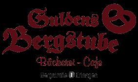 Guldens Bergstube Erlangen Logo